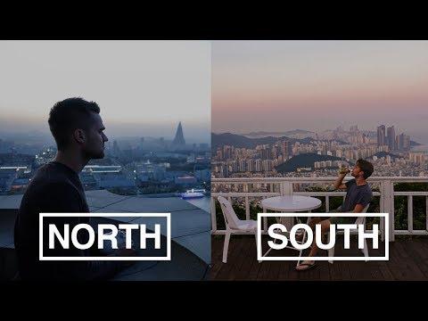 My life in North Korea vs South Korea