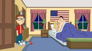 American Dad! Stan Asserts His Dominance