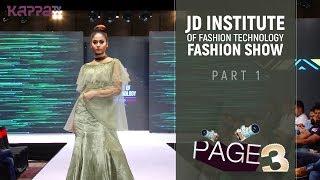 JD Institute Of Fashion Technology Fashion Show(Part 1) - Page 3 - Kappa TV