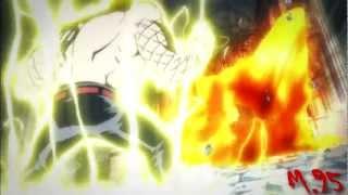 Fairy Tail AMV - Natsu & Gajeel VS Laxus