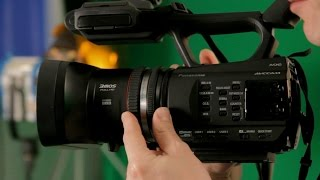 Tutorial - LIVE Video using Panasonic AG AC 90