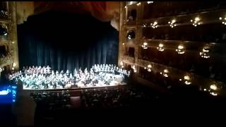 Beethoven 9na Sinfonia 4to. Movimiento