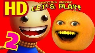 Annoying Orange Plays - BUDDYMAN KICK!