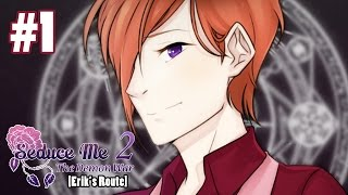 OH ERIK!! - Let's Play: Seduce Me 2: The Demon War Part 1 [Erik's Route]