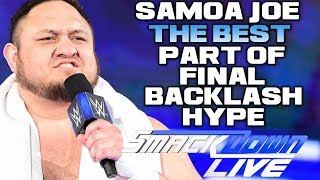 WWE Smackdown Live 5/1/18 Full Show Review & Results: WWE MAKES BACKLASH LOOK LIKE A WASTE OF TIME