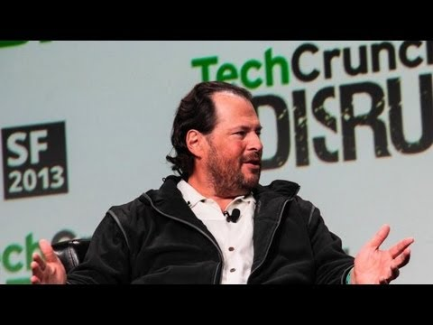 Salesforce CEO Discusses Building a Lasting Legacy Disrupt SF 2013