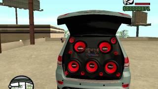 Carro Con Sonido San Andreas