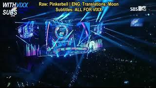 [WITHVIXX SUBS] 170920 VIXX Soribada Best K-Music Awards - Bonsang Award Winning Speech ( Eng Sub )