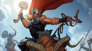 Thor God Of Thunder Ending Scene