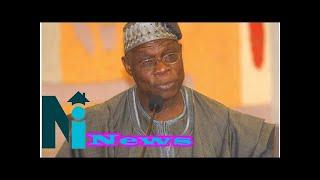 Obasanjo speaks on prison experience