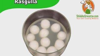 Rasgulla Recipe in Hindi रसगुल्ला बनाने की विधि | How to Make Sponge Rasgulla at Home in Hindi