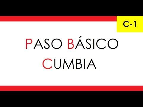 APRENDE A BAILAR CUMBIA PASO BÁSICO