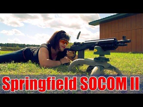 M1A SOCOM II .308 Rifle Complete Review FateofDestinee