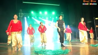sooraj dooba hain | desi look | tose naina lage dance performance by step2step dance studio
