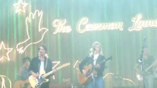 The Common Linnets ~ That Part @Ribs&Blues