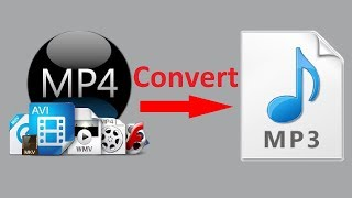 How To Convert M4A, AVI,MP4 and other video formats  To MP3: Best MP3 Converter