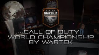 Call of Duty World Championship 2013 by WaRTeK