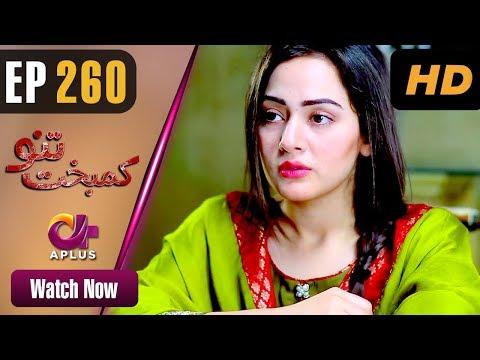 Pakistani Drama | Kambakht Tanno - Episode 260 | Aplus ᴴᴰ Dramas | Tanvir Jamal, Sadaf Ashaan