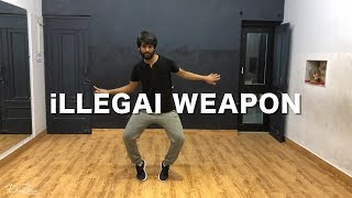 iLLEGAL WEAPON - Dance Video | Deepak Tulsyan Choreography | Jasmine Sandlas | Bollywood Dance