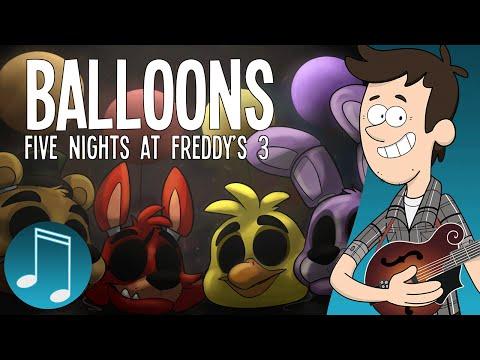 Xxx Mp4 Balloons Five Nights At Freddy S 3 Song By MandoPony 3gp Sex