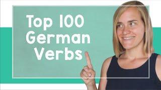 German Lesson (106) - The Top 100 German Verbs - A2