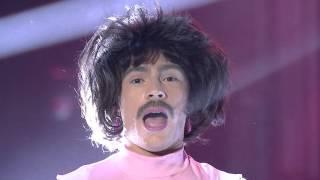 Your face sounds familiar Albania - Besnik Çaka si Freddie Mercury