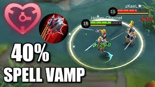 NEW FIGHTER TALENT AND BLOODLUST LIFESTEAL TEST
