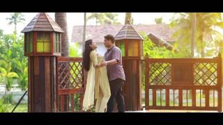 Kerala Outdoor wedding shoot ( Renish And Anitha)