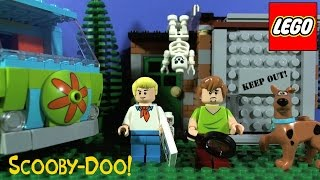 LEGO Scooby-Doo Mystery Builder campaign