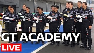 2016 GT Academy LIVE - Timing and Commentary at the Final Race Challenge