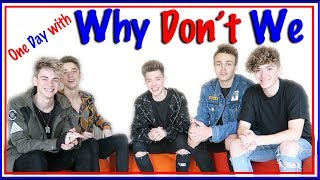 One day in Paris with Why Don't We