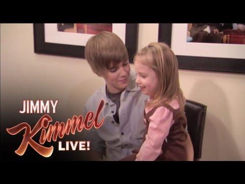 Download Jimmy Surprises Bieber Fan free