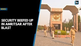 Security beefed up in Amritsar after grenade blast kills three