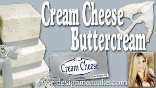 Best Creamcheese Buttercream Recipe- Crusting