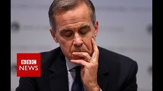 Bank of England warns no-deal could see UK sink into recession - BBC News