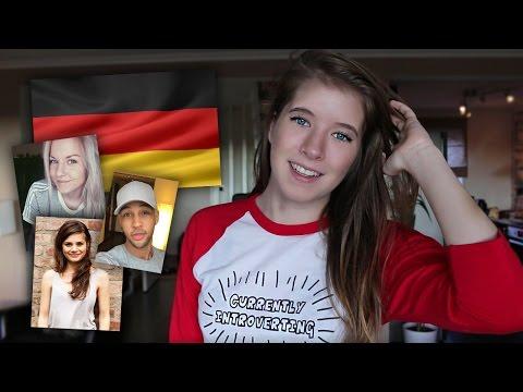 watch REACTING TO GERMAN YOUTUBERS