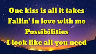 Calvin Harris Dua Lipa - One kiss ( lyrics )