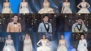 FINALE WEDDING STUDIO  VIENTIANE WOW FASHION WEEK 2017