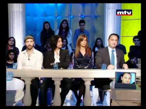 Talk Of The Town - Jihad Yaacoub and Francesca Kahale