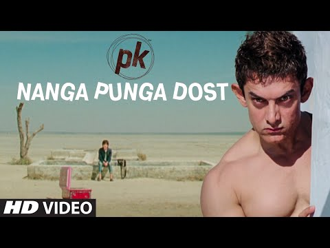 Xxx Mp4 Nanga Punga Dost VIDEO Song PK Aamir Khan Anushka Sharma T Series 3gp Sex