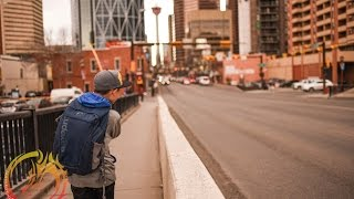 Calgary Riverwalk & Panasonic HC-V770 HD video test