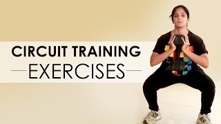 Circuit Training Exercises for Fitness - Telugu