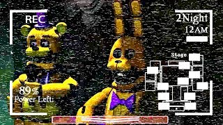 NEW Demo Gameplay!! | Bloody Nights at Freddy's *Night 2*