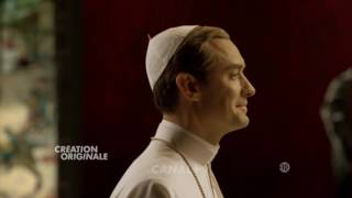 Jude Law est The Young Pope - CANAL+ [HD]