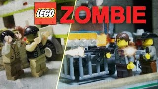 LEGO Zombie(1979) Episode 2 Stop Motion