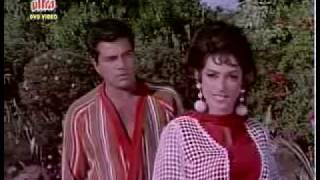 Saira Banu and Dharmendra in Pocketmar