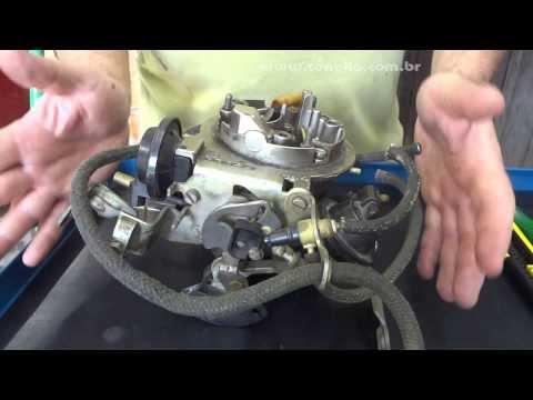 Tonella carburador solex 2E funcionamento e regulagens 01
