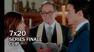 Pretty Little Liars 7x20 Series Finale Clip | Ezra and Aria are Married