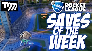 Rocket League - TOP 10 SAVES OF THE WEEK #31