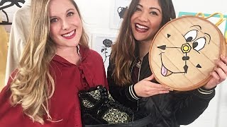 Beauty and The Beast Unboxing LIVE | Disney Style